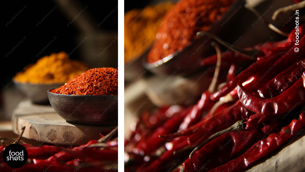 spice | food photography Delhi India