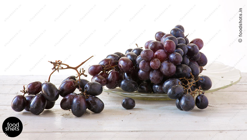 grape | food photography Delhi India