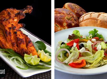 five star food | food photography Delhi India