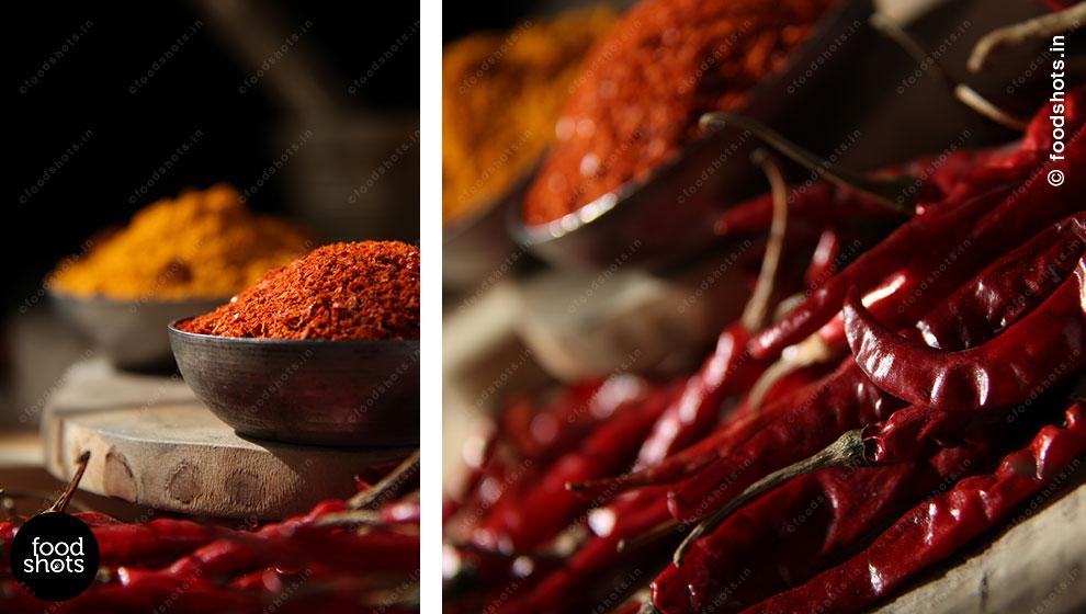spice | food photography Delhi India