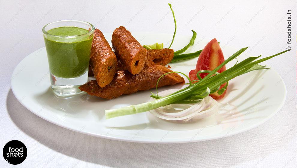 kabab | food photography Delhi India