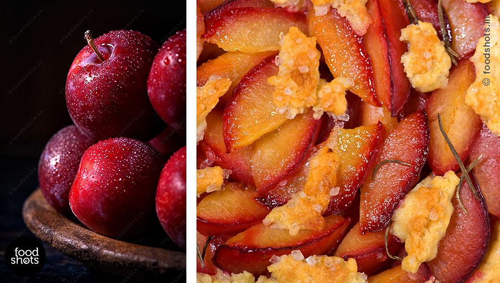 Fruit Pie | Food Photography Delhi India