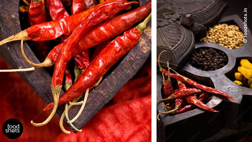 Indian Spices | Food Photography Delhi India