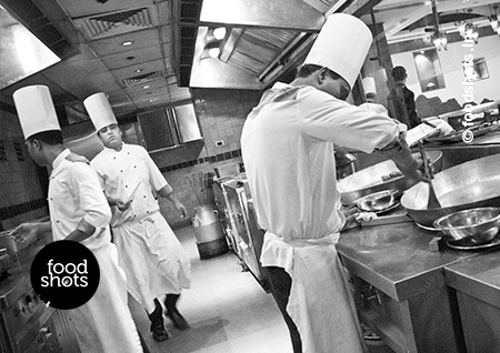Chefs in action Food Photography India