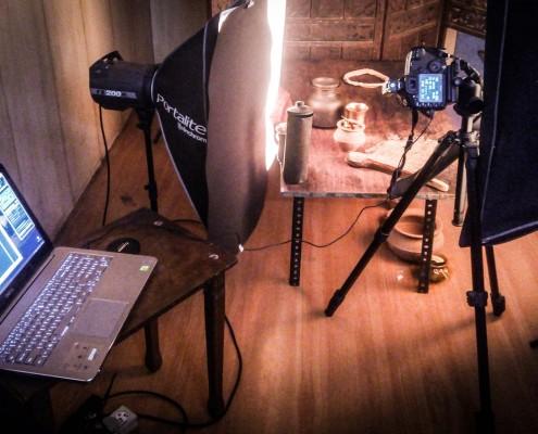 Lighting tips for food photography